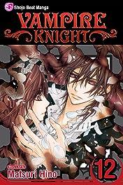 Vampire Knight Vol. 12