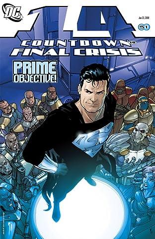 Countdown to Final Crisis #14