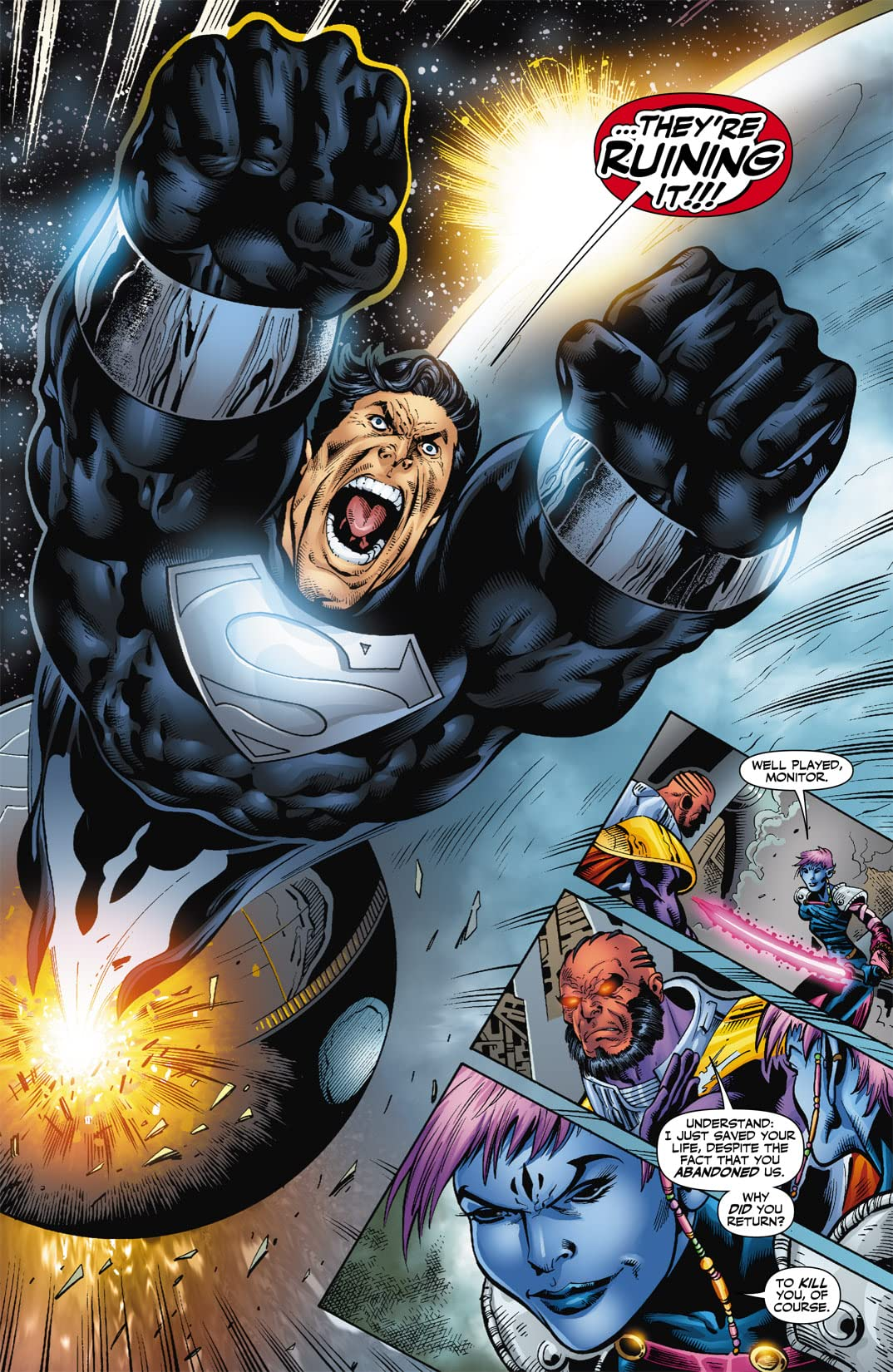 Countdown to Final Crisis #14