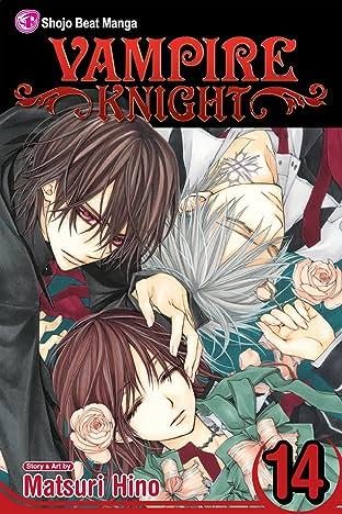 Vampire Knight Vol. 14