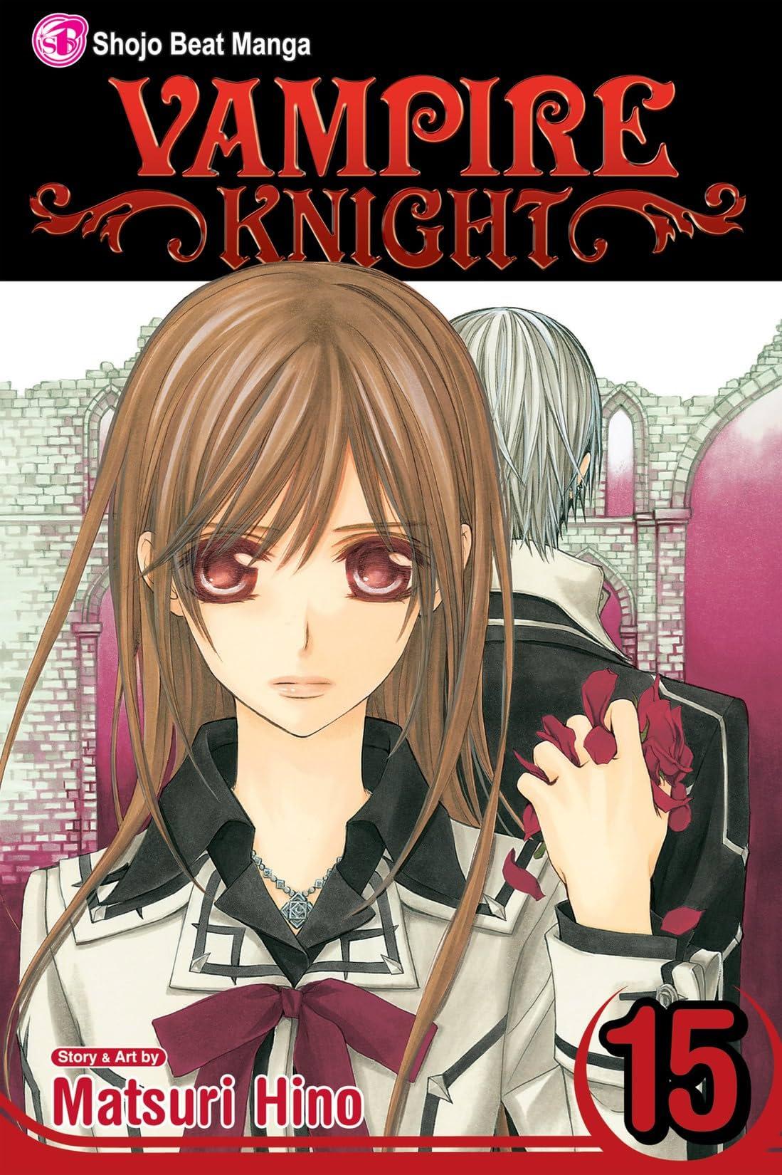 Vampire Knight Vol. 15