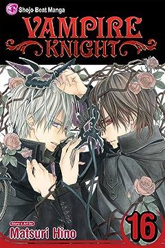 Vampire Knight Vol. 16