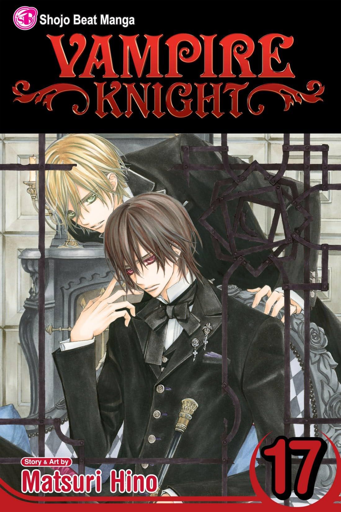 Vampire Knight Vol. 17