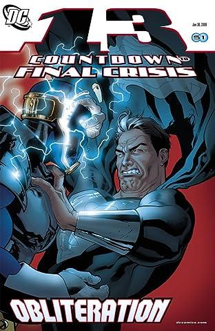 Countdown to Final Crisis #13