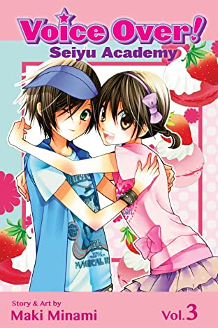 Voice Over!: Seiyu Academy Vol. 3
