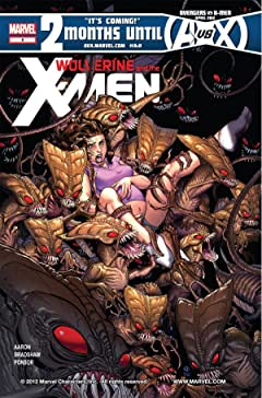 Wolverine and the X-Men No.5
