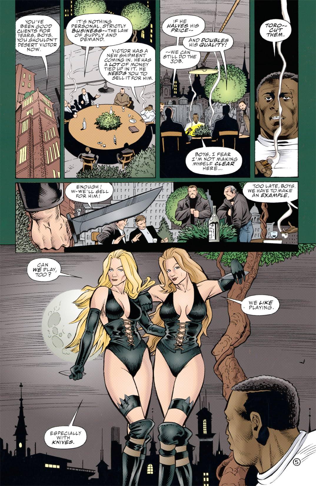 Batman: Shadow of the Bat #56