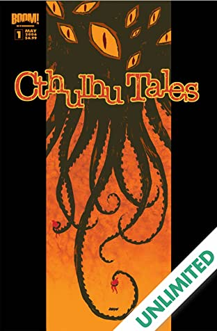 Cthulhu Tales - Part 1