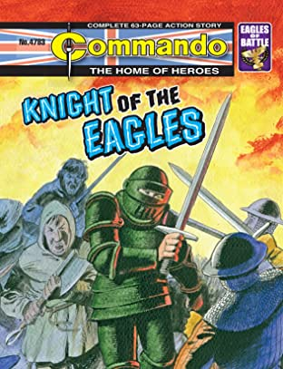 Commando #4783: Knight of the Eagles