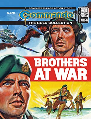 Commando #4784: Brothers at War