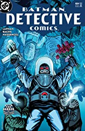 Detective Comics (1937-2011) #804
