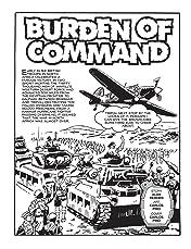 Commando #4785: Burden of Command