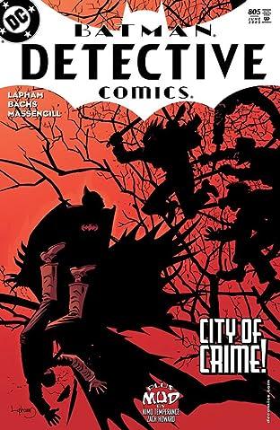 Detective Comics (1937-2011) #805
