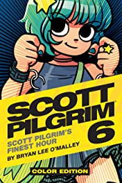 Scott Pilgrim Vol. 6: Finest Hour - Color Edition