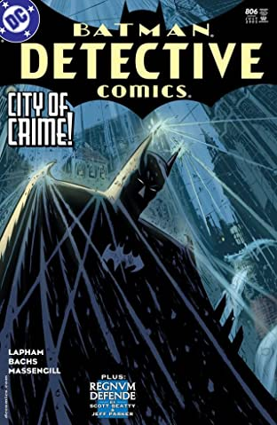 Detective Comics (1937-2011) #806
