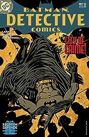 Detective Comics (1937-2011) #807