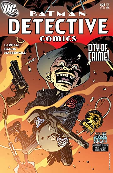 Detective Comics (1937-2011) #808