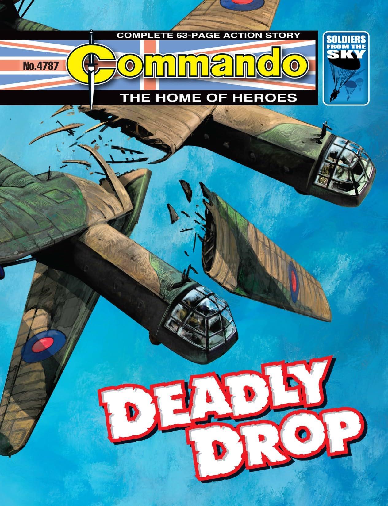 Commando #4787: Deadly Drop