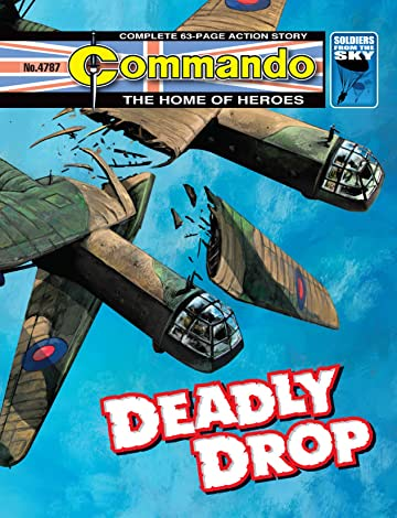Commando #4787: Deadly Drop