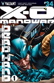 X-O Manowar (2012- ) #34: Digital Exclusives Edition