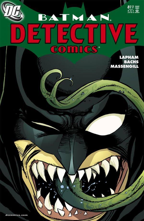 Detective Comics (1937-2011) #811