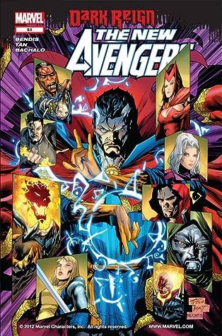 New Avengers (2004-2010) #51