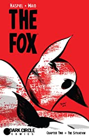 The Fox (Dark Circle Comics) No.2