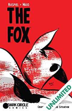 The Fox (Dark Circle Comics) #2