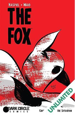 The Fox (Dark Circle Comics) #2