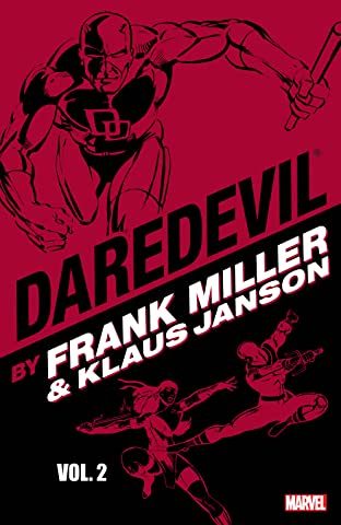 Daredevil by Frank Miller and Klaus Janson Tome 2