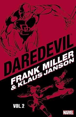 Daredevil by Frank Miller and Klaus Janson COMIC_VOLUME_ABBREVIATION 2