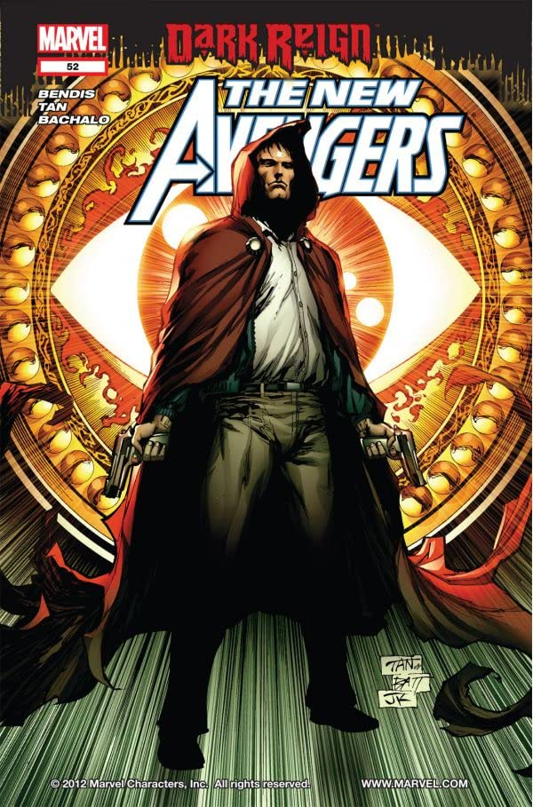 New Avengers (2004-2010) #52