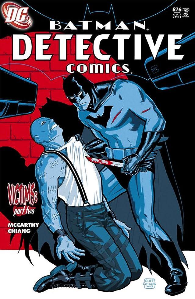 Detective Comics (1937-2011) #816