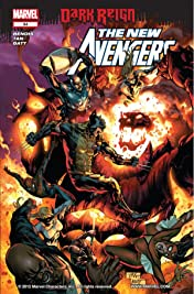 New Avengers (2004-2010) #54