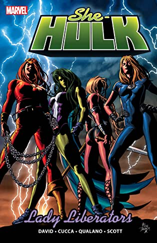 She-Hulk Vol. 9: Lady Liberators