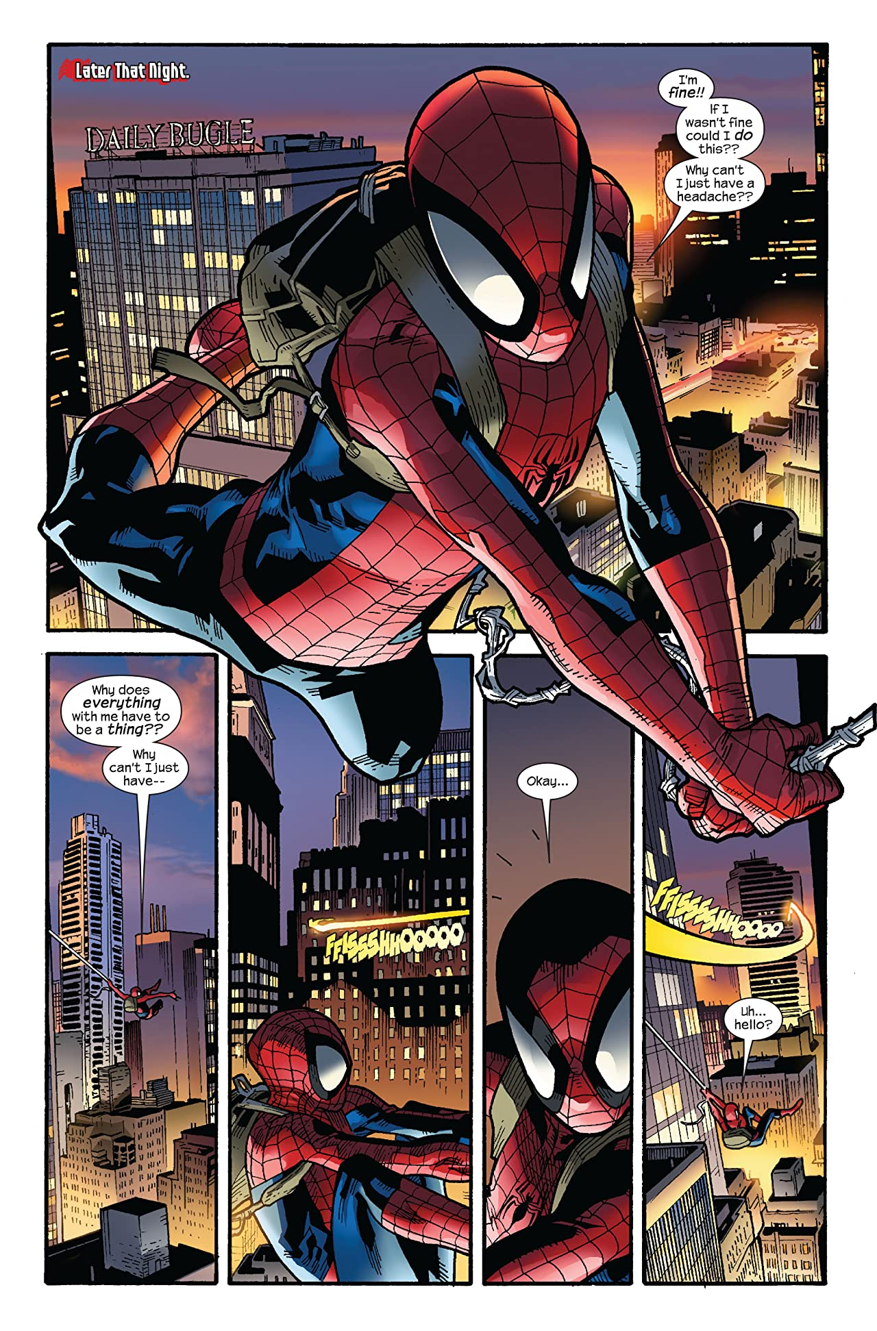 Ultimate Spider-Man (2000-2009) #124