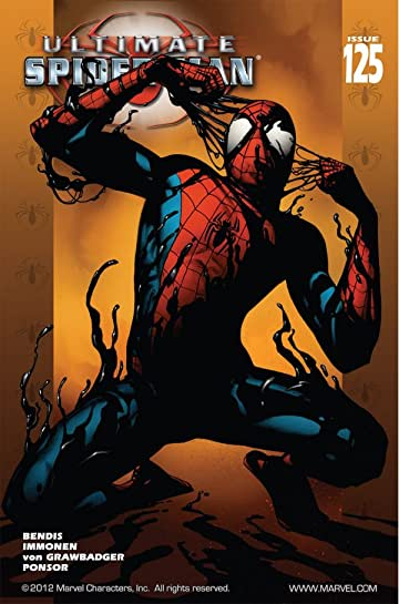 Ultimate Spider-Man (2000-2009) #125