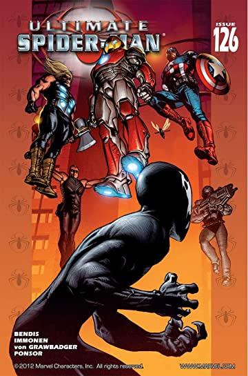 Ultimate Spider-Man (2000-2009) #126
