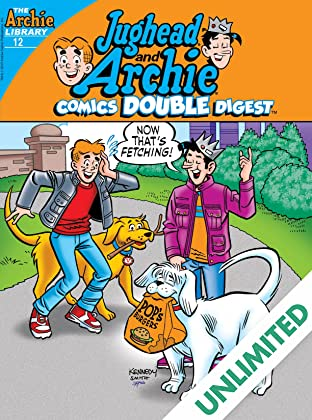 Jughead and Archie Comics Double Digest #12