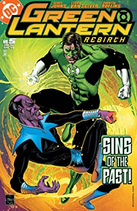 Green Lantern: Rebirth No.5