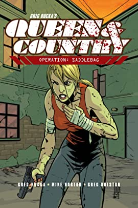 Queen & Country Vol. 7: Operation: Saddlebags