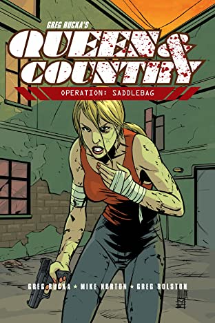 Queen & Country Tome 7: Operation: Saddlebags