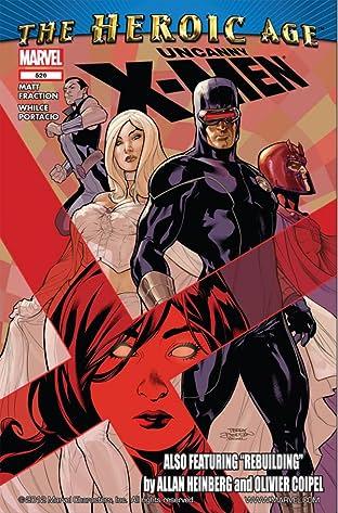 Uncanny X-Men (1963-2011) #526