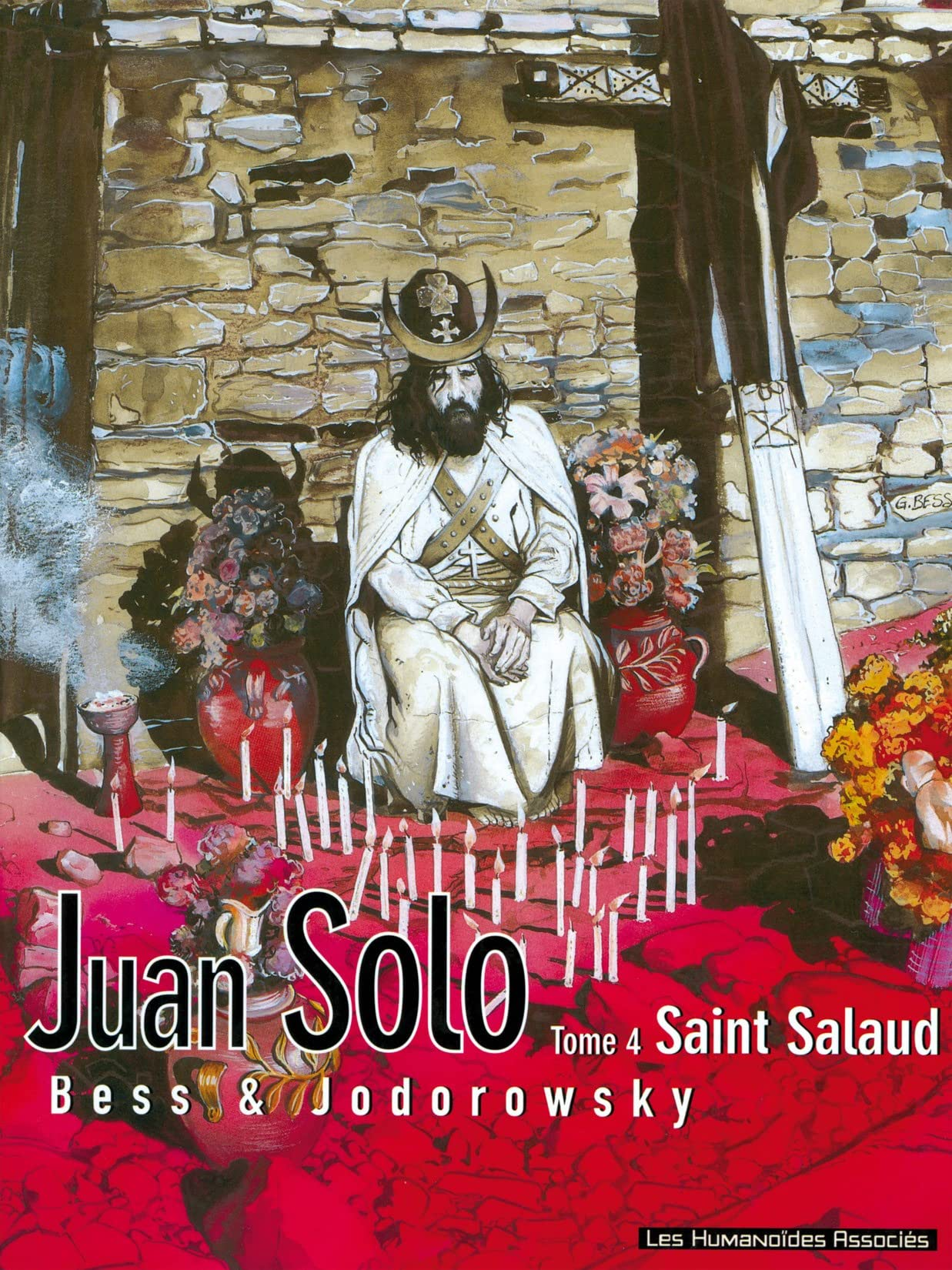 Juan Solo Vol. 4: Saint Salaud