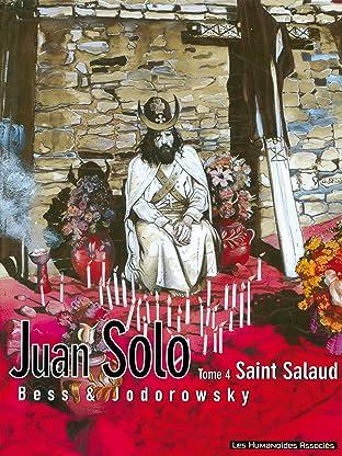 Juan Solo Tome 4: Saint Salaud
