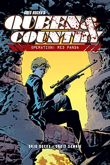 Queen & Country Tome 8: Operation Red Panda