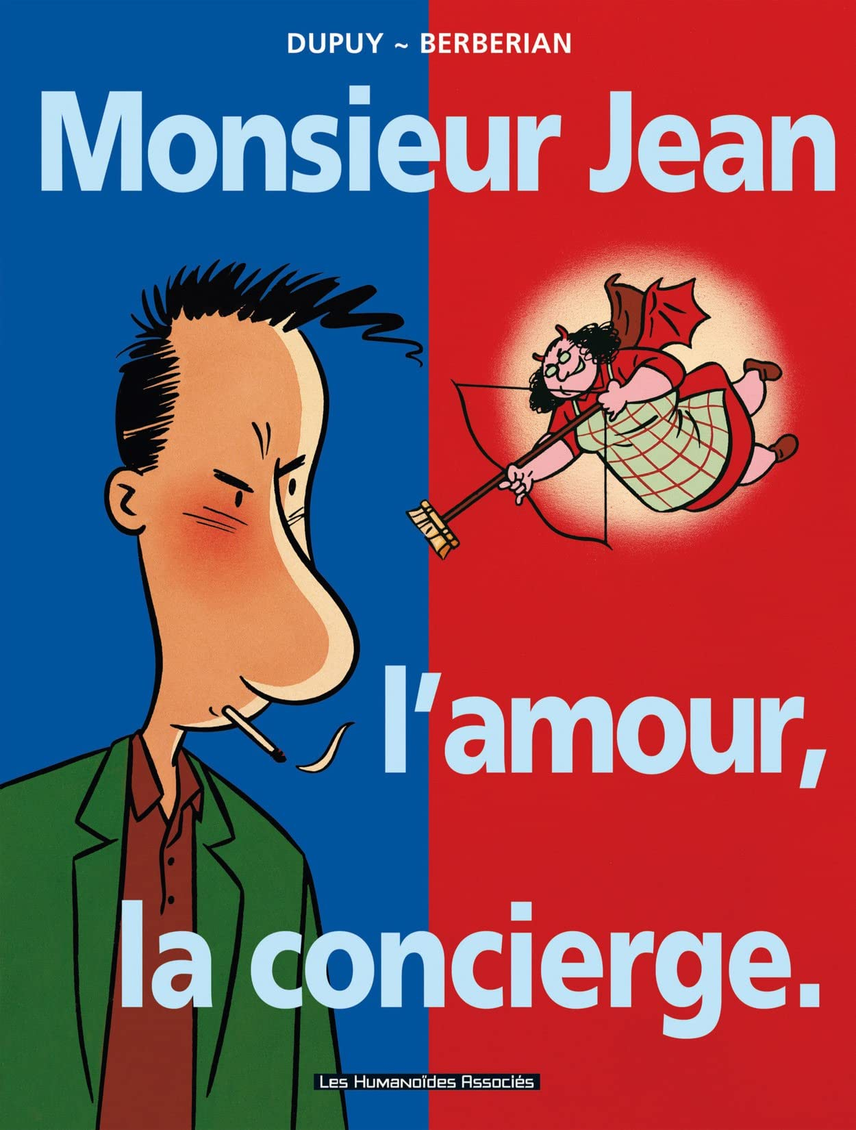 Monsieur Jean Vol. 1: Monsieur Jean, l'amour, la concierge