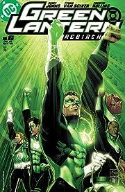 Green Lantern: Rebirth No.6