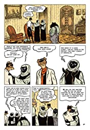 The Fantastic Voyage of Lady Rozenbilt Vol. 4: Katahamka