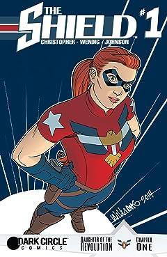 The Shield (Dark Circle Comics) No.1